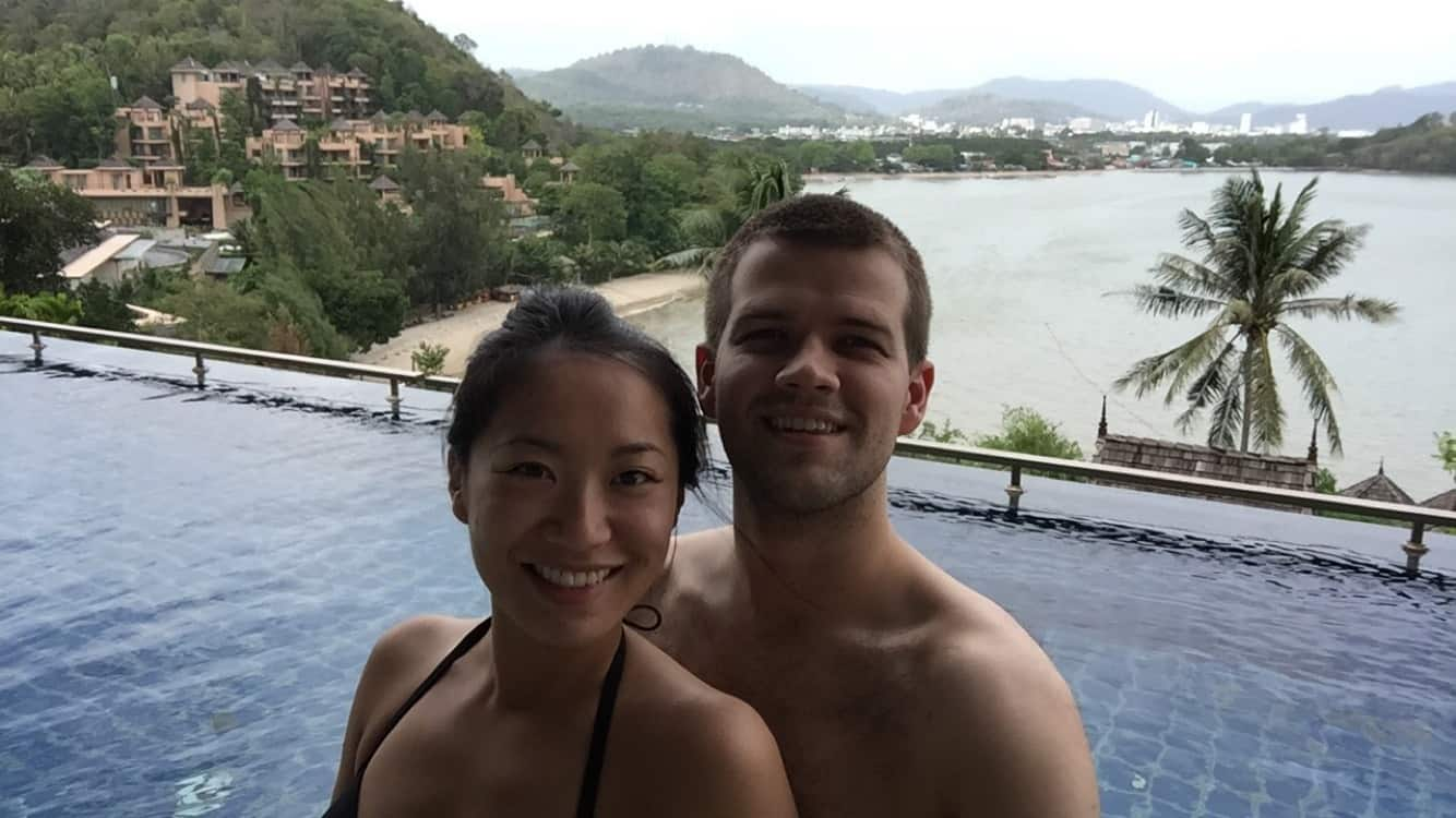 Honeymoon in Thailand using points and miles
