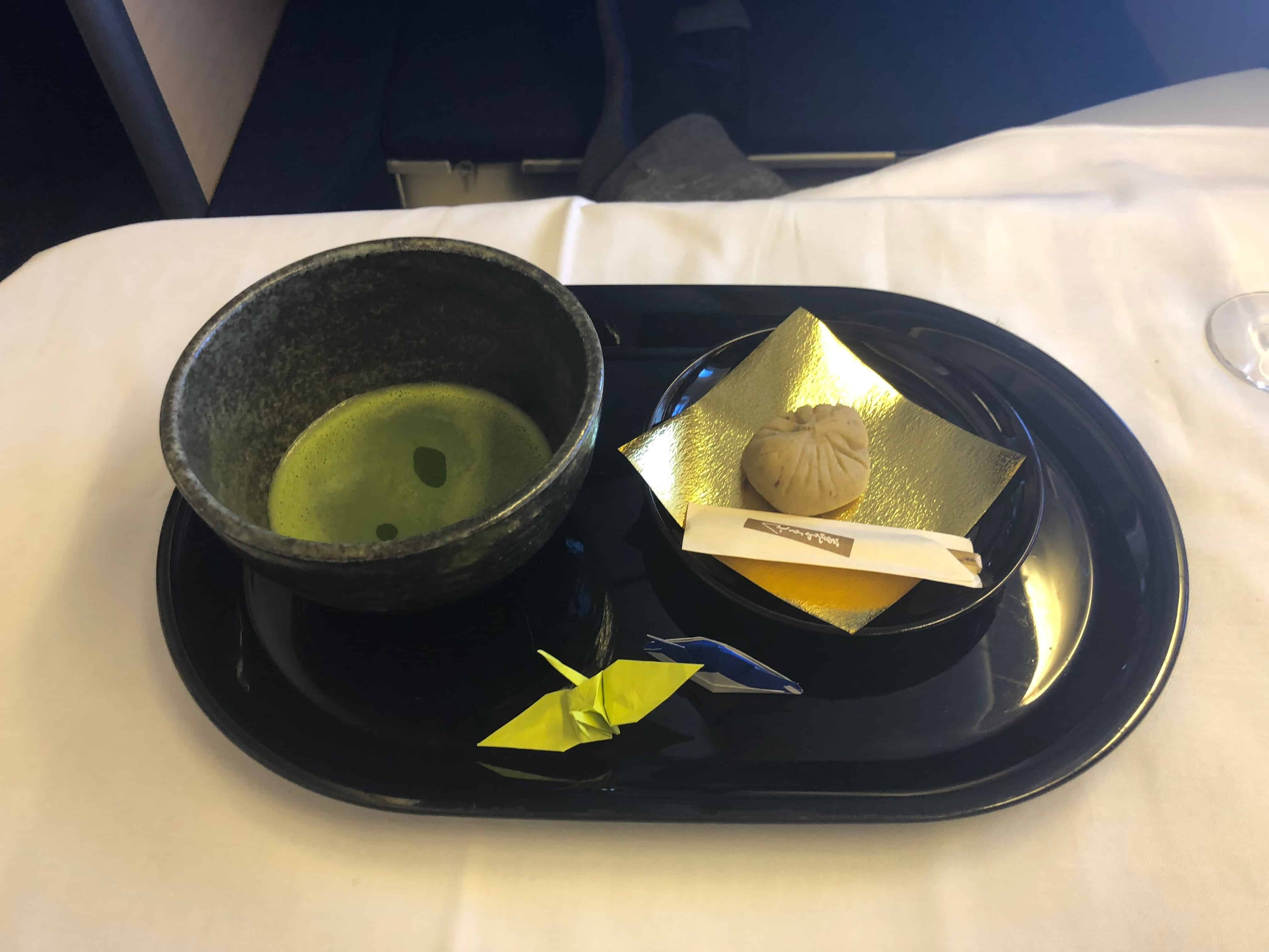 ANA First Class - Anytime Snacks