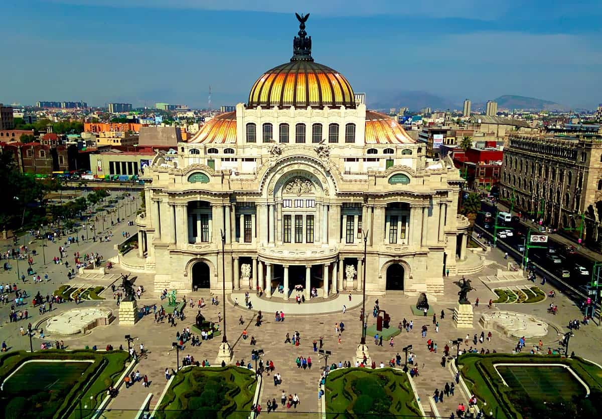 Trip to Mexico City Using Miles and Points